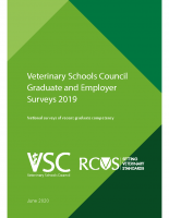 Graduate and Employer Surveys 2019