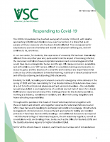 Responding to Covid-19 – VSC Briefing Paper